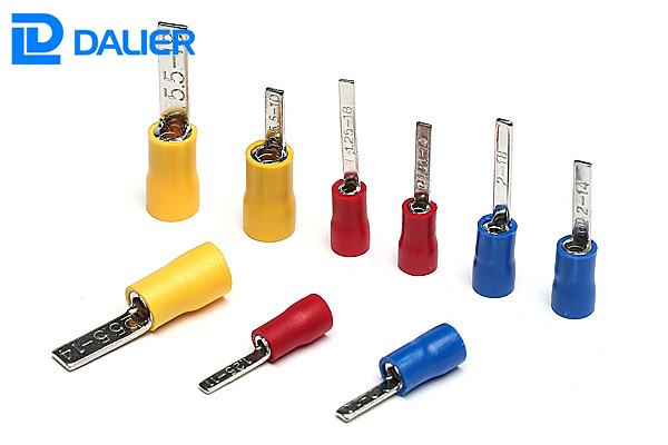 Vinyl Insulated Blade Terminals China Dalier Electrical